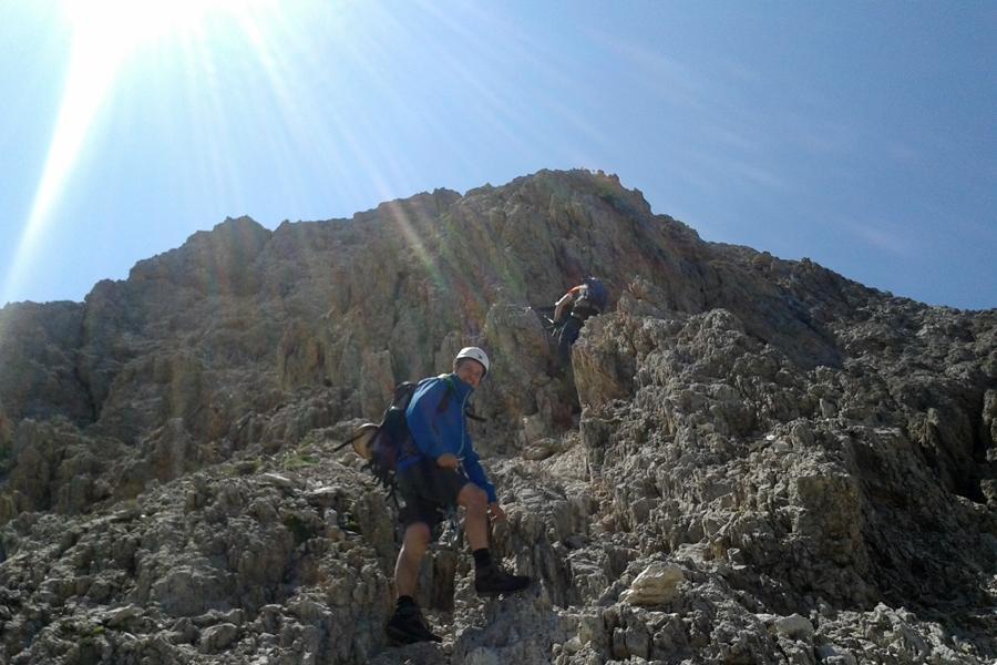 Klettersteig Rotwand : Bergfex rotwand kletter klettersteig tour südtirol