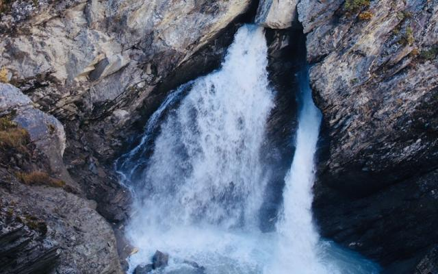 Wasserfall Plima Vinschgau