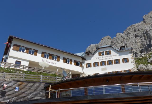 Kölnerhütte Rosengarten Südtirol