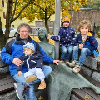 Familie Wöhrl Trostburg