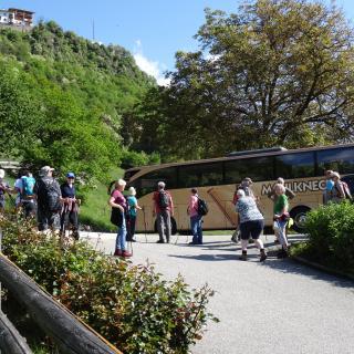Geführte Wanderwoche Südtirol Steinegg, unterwegs mit Mahlknecht Reisen Steinegg