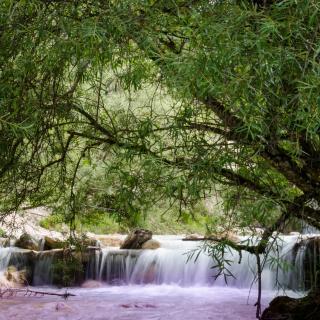 Wasserfall Südtirol