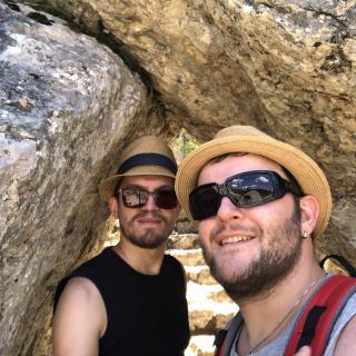 Wanderung Latemar Layrintsteig Unesco Weltnaturerbe