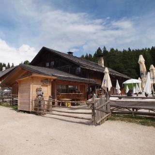 Schönrastalm Aldein Südtirol