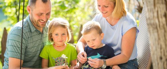 Familienurlaub Südtirol Sonnleiten Dolomiten Residence