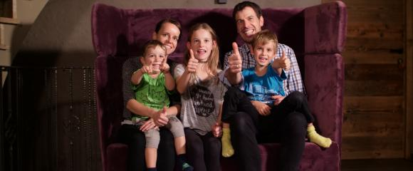 Familie Mahlknecht Sonnleiten
